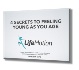 4 Secrets to Feeling Young