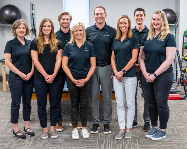 LifeMotion Physical Therapy Tulsa Team